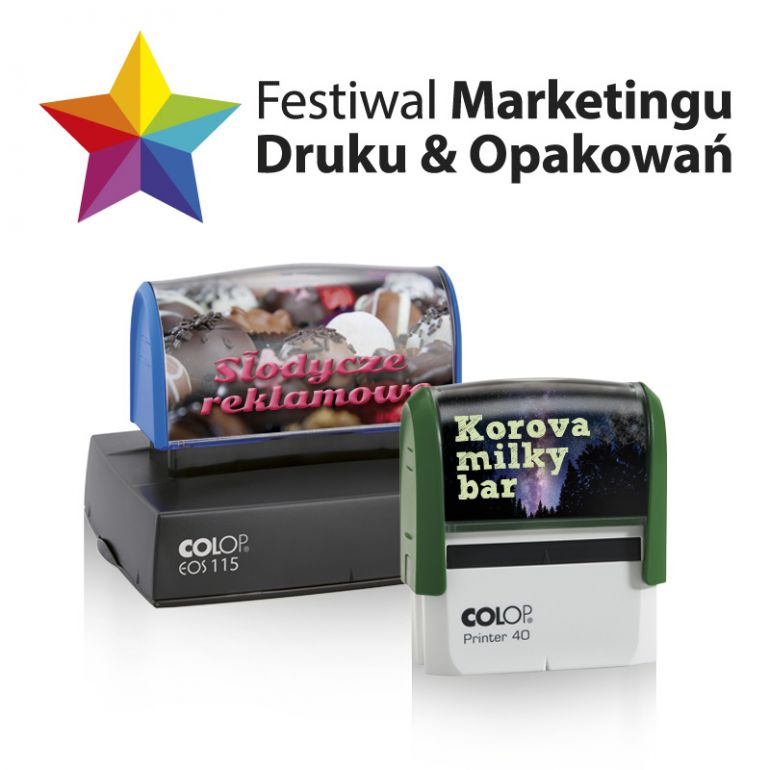 COLOP Polska na Festiwalu Marketingu