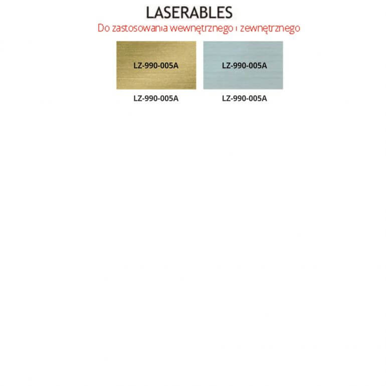 Laminaty LASERABLES 0,5 mm